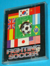 Covers Fighting Soccer commodore64