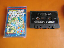 Covers Green Beret commodore64