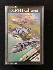 Covers Harrier Attack commodore64