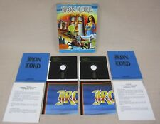 Covers Iron Lord commodore64