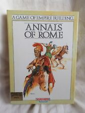 Covers Annals of Rome commodore64