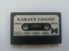 Covers Karate Champ commodore64