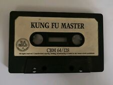 Covers Kung Fu Master commodore64
