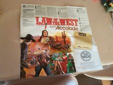 Covers Law of the West commodore64