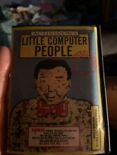 Covers Little Computer People commodore64