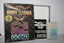 Covers Navy Seals commodore64