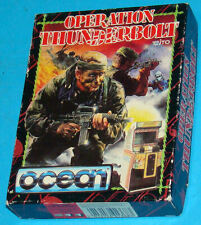 Covers Operation Thunderbolt commodore64