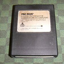 Covers Pac-Man commodore64