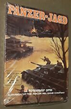 Covers Panzer-Jagd commodore64