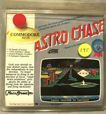 Covers Astro Chase commodore64