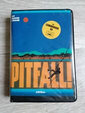Covers Pitfall! commodore64