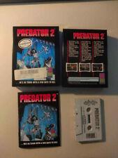 Covers Predator commodore64