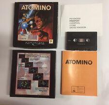 Covers Atomino commodore64