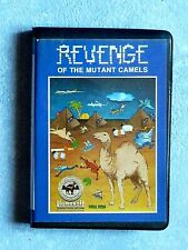 Covers Revenge of the Mutant Camels commodore64
