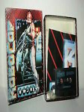 Covers RoboCop commodore64