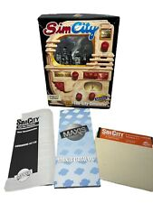 Covers Sim City commodore64