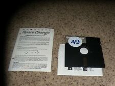 Covers Spare Change commodore64