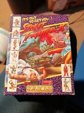 Covers Street Fighter commodore64
