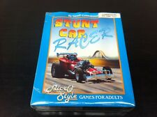 Covers Stunt Car Racer commodore64