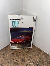 Covers TechnoCop commodore64