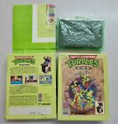Covers Teenage Mutant Hero Turtles: The Coin-Op! commodore64