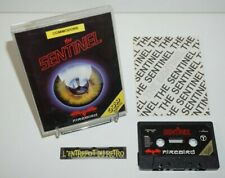 Covers The Sentinel commodore64
