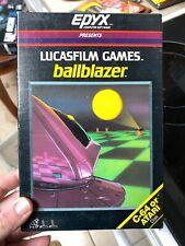 Covers Ballblazer commodore64