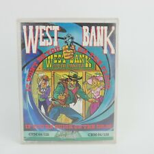 Covers West Bank commodore64