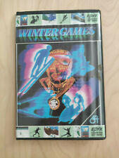 Covers Winter Games commodore64