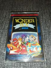 Covers Wonder Boy commodore64