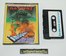 Covers Yie Ar Kung-Fu commodore64