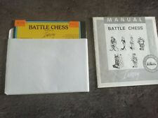 Covers Battle Chess commodore64