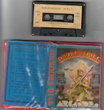 Covers Bazooka Bill commodore64