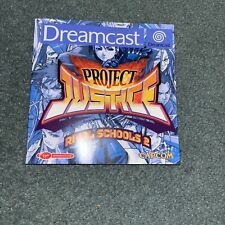 Covers Project Justice : Rival Schools 2 dreamcast_pal
