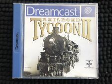 Covers Railroad Tycoon 2 dreamcast_pal