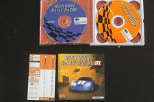 Covers Rush Rush Rally Racing dreamcast_pal