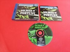 Covers Soldier of Fortune dreamcast_pal