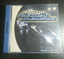 Covers Tokyo Highway Challenge dreamcast_pal