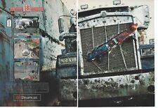 Covers 18 Wheeler American Pro Trucker dreamcast_pal