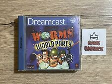 Covers Worms World Party dreamcast_pal