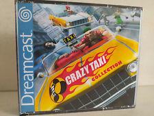 Covers Crazy Taxi 2 dreamcast_pal