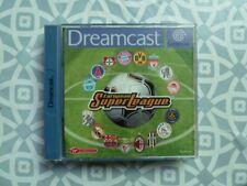 Covers European Super League dreamcast_pal