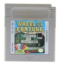 Covers Wheel of Fortune gameboy