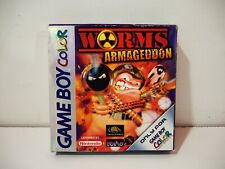Covers Worms gameboy