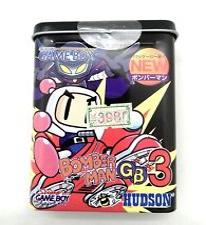 Covers Bomberman GB 3 gameboy