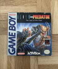 Covers Alien vs Predator gameboy