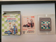 Covers Dirty Racing gameboy