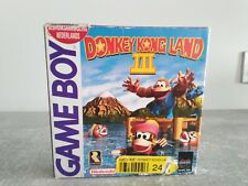 Covers Donkey Kong Land gameboy
