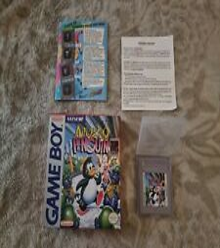 Covers Amazing Penguin gameboy