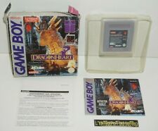 Covers Dragon Heart gameboy